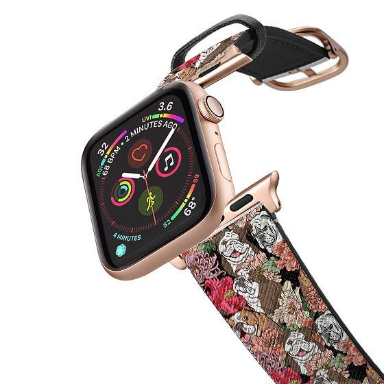 Apple Watch 42mm Bands - Because English Bulldog