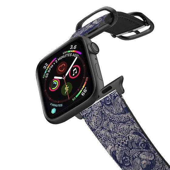 Apple Watch 38mm Bands - Mandala of Pug