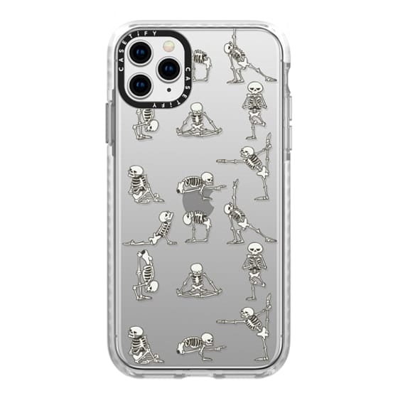 Skeleton Kitty iPhone 11 case
