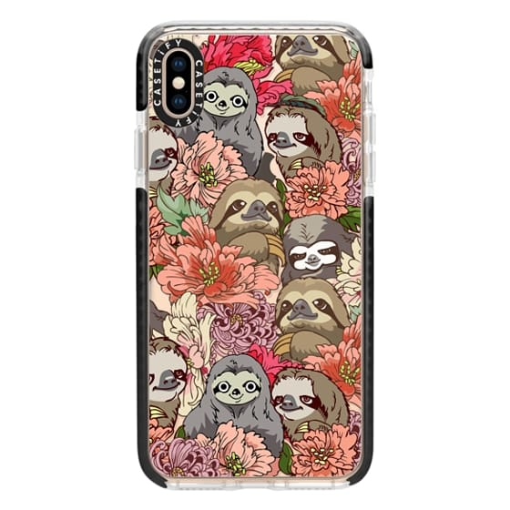 iPhone XS Max Cases - Because Sloths