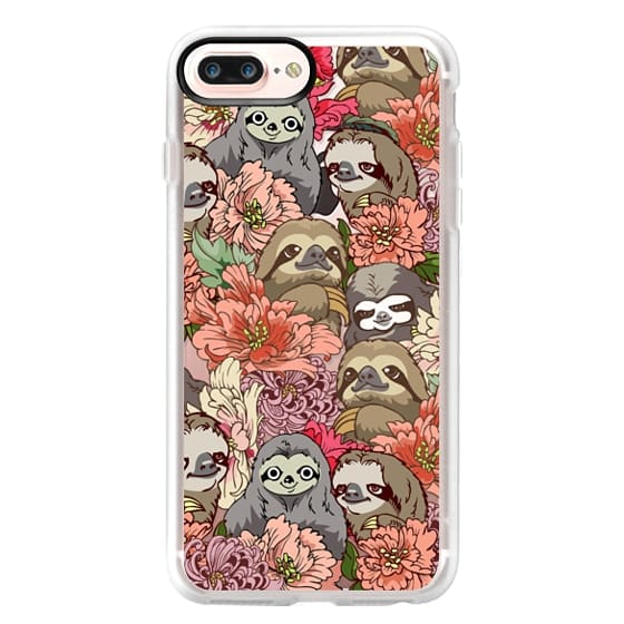 iPhone 7 Plus Cases - Because Sloths