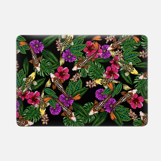 "Macbook Pro 15"" (2016 - 2017) Case - Tropical Koi"
