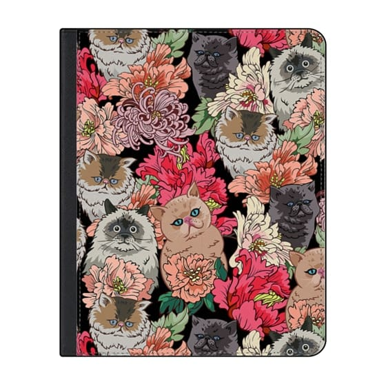 12.9-inch iPad Pro (2018) Covers - Because Cat