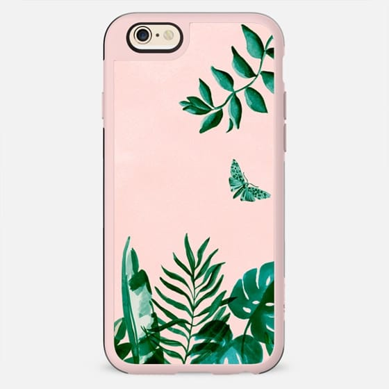 Jungle - Pink - New Standard Case