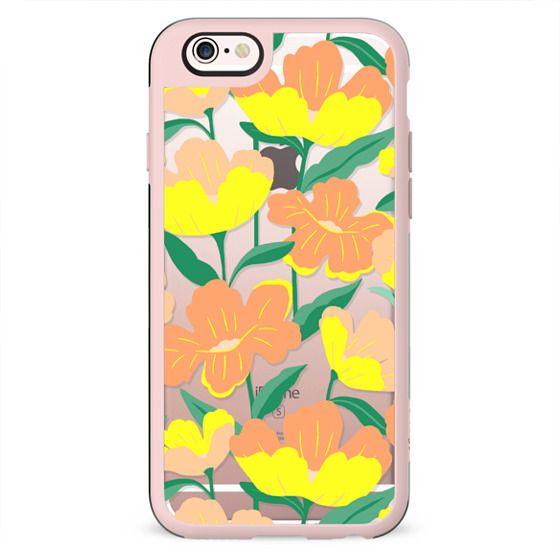 Poppies - Yellow