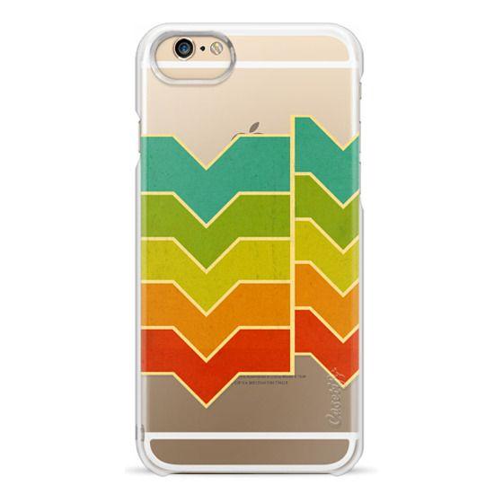 iPhone 6s Cases - Retro Rainbow