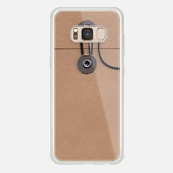 Samsung Galaxy S8 Case Camo series - kraft envelope