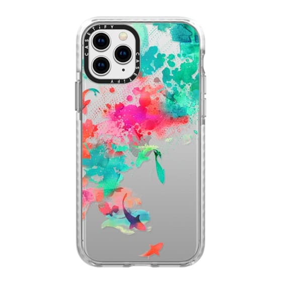 iPhone 11 Pro Cases - Watercolor Pond