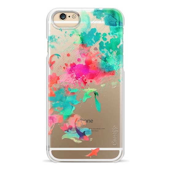 iPhone 6 Cases - Watercolor Pond