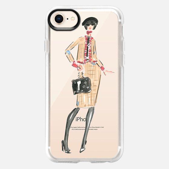 Coco Chanel - Snap Case
