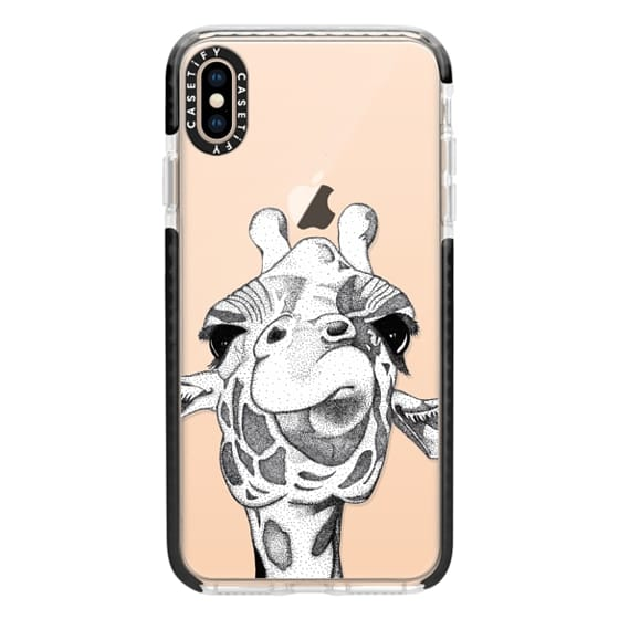 iPhone XS Max Cases - Josey the Giraffe