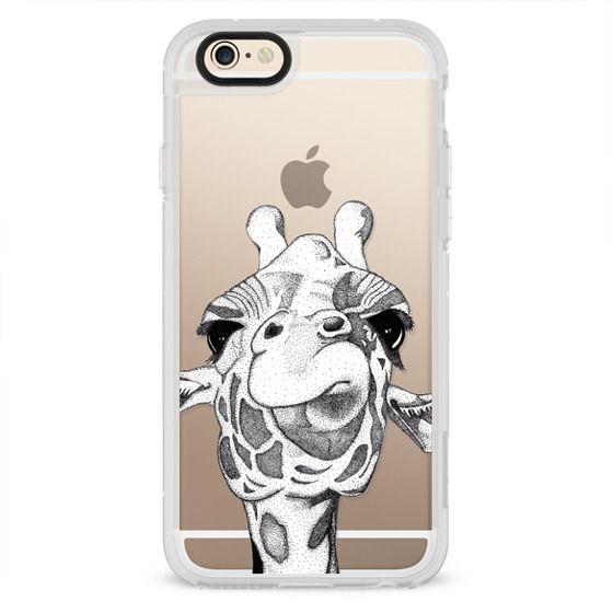 iPhone 4 Cases - Josey the Giraffe