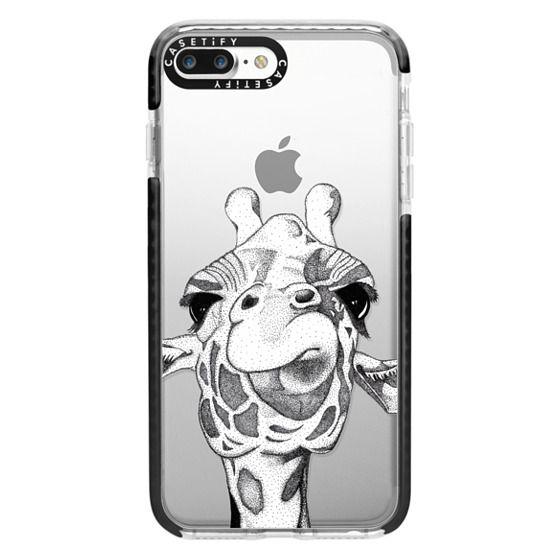 iPhone 7 Plus Cases - Josey the Giraffe