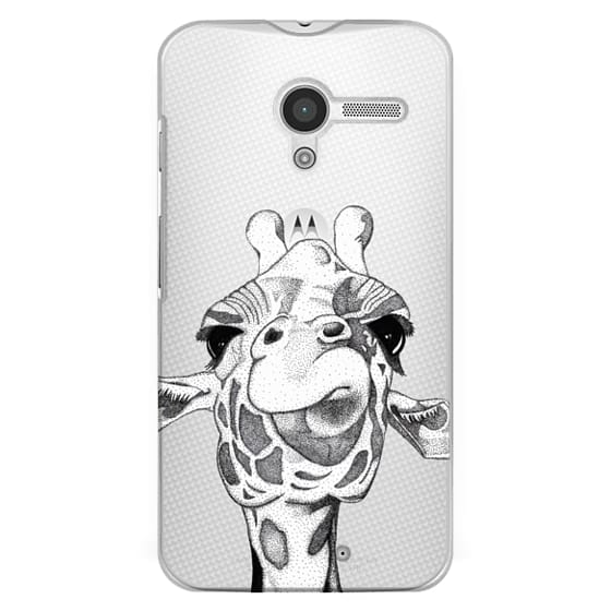 Moto X Cases - Josey the Giraffe