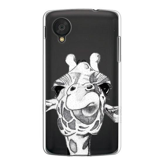 Nexus 5 Cases - Josey the Giraffe