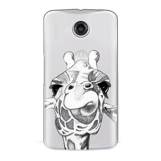 Nexus 6 Cases - Josey the Giraffe