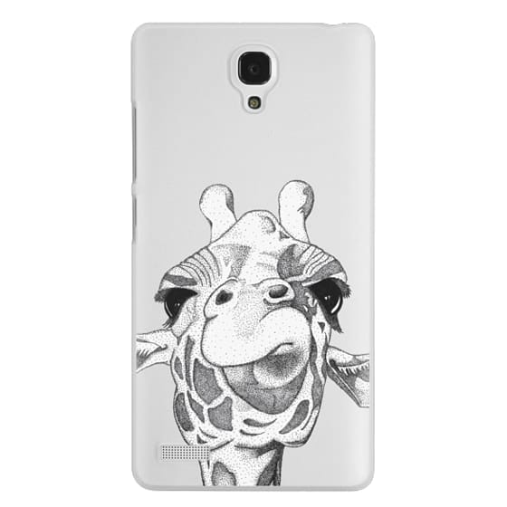 Redmi Note Cases - Josey the Giraffe