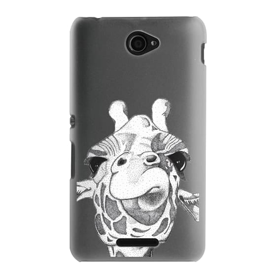 Sony E4 Cases - Josey the Giraffe