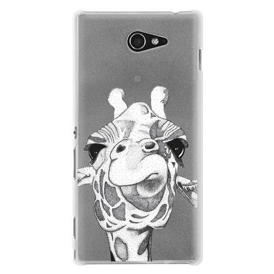 Sony M2 Cases - Josey the Giraffe