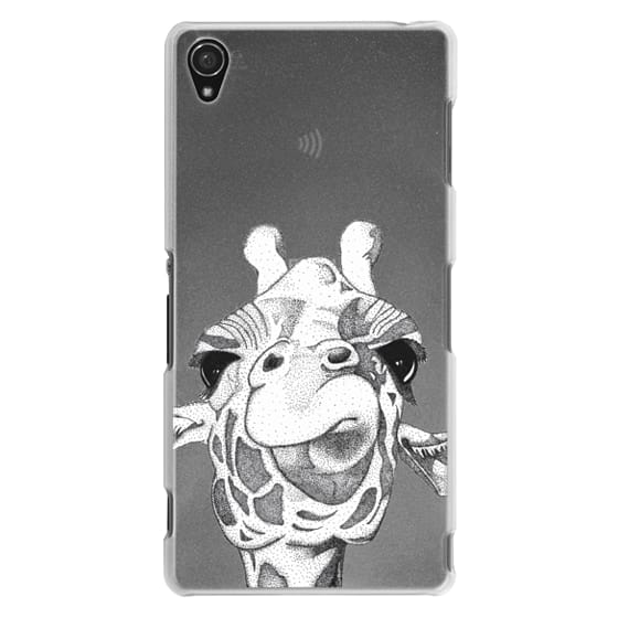 Sony Z3 Cases - Josey the Giraffe