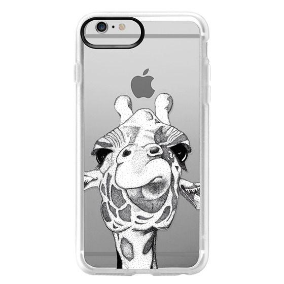 iPhone 6 Plus Cases - Josey the Giraffe