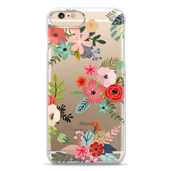 iPhone 6s Plus Cases - Floral Collage