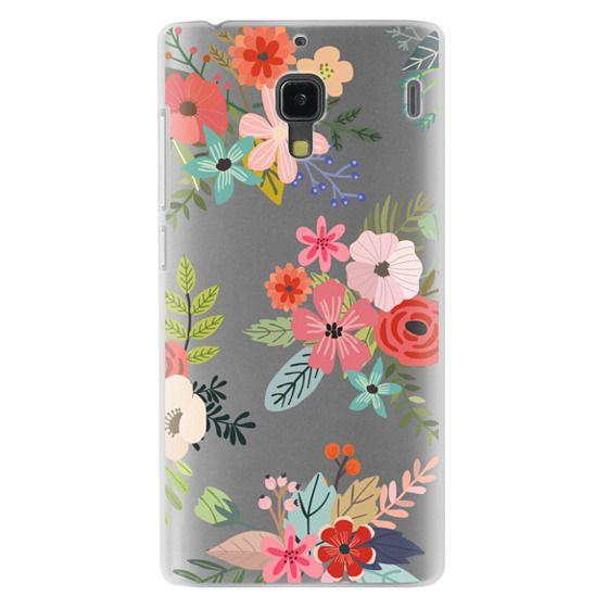 Redmi 1s Cases - Floral Collage