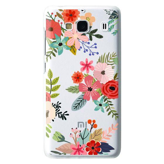 Redmi 2 Cases - Floral Collage