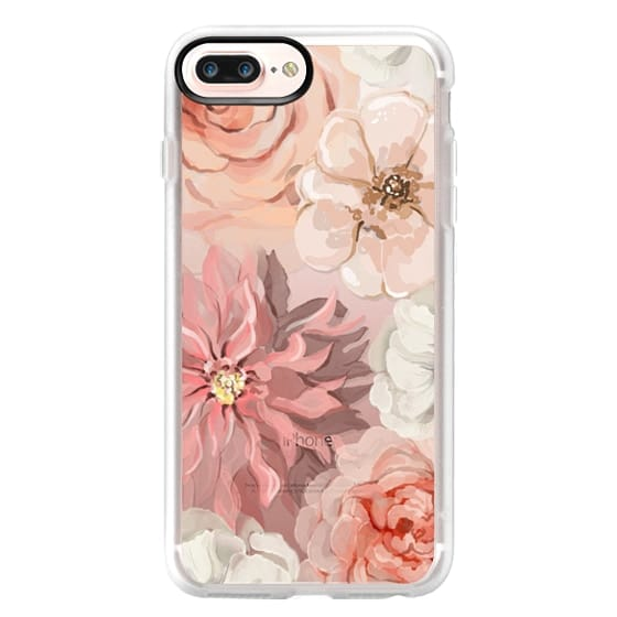 iPhone 7 Plus Cases - Pretty Blush