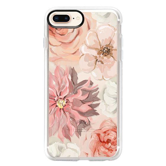 iPhone 8 Plus Cases - Pretty Blush