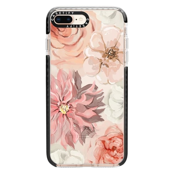 iPhone 8 Plus Cases - Pretty Blush