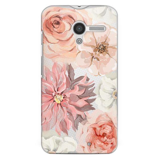 Moto X Cases - Pretty Blush