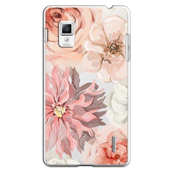 Optimus G Cases - Pretty Blush
