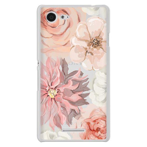 Sony E3 Cases - Pretty Blush