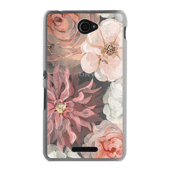 Sony E4 Cases - Pretty Blush