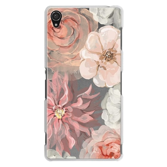 Sony Z3 Cases - Pretty Blush