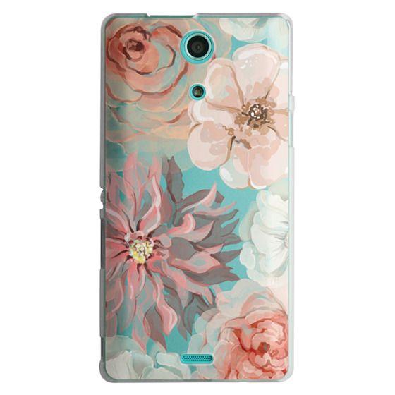 Sony Zr Cases - Pretty Blush