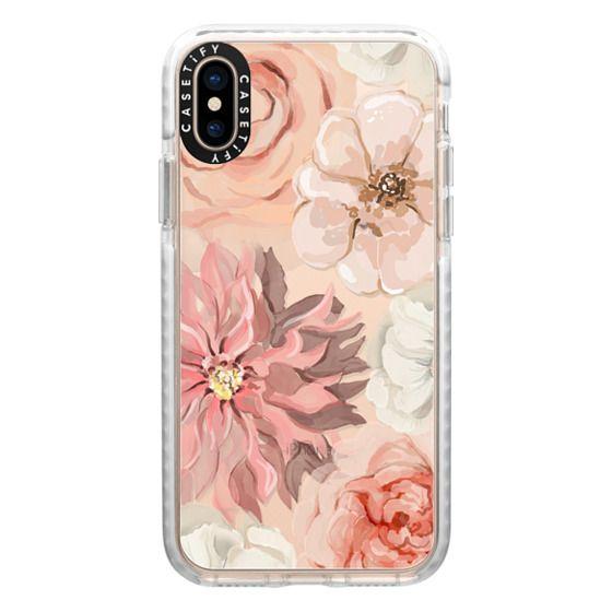 iPhone XS Cases - Pretty Blush
