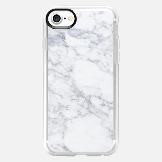 Marble white - Wallet Case