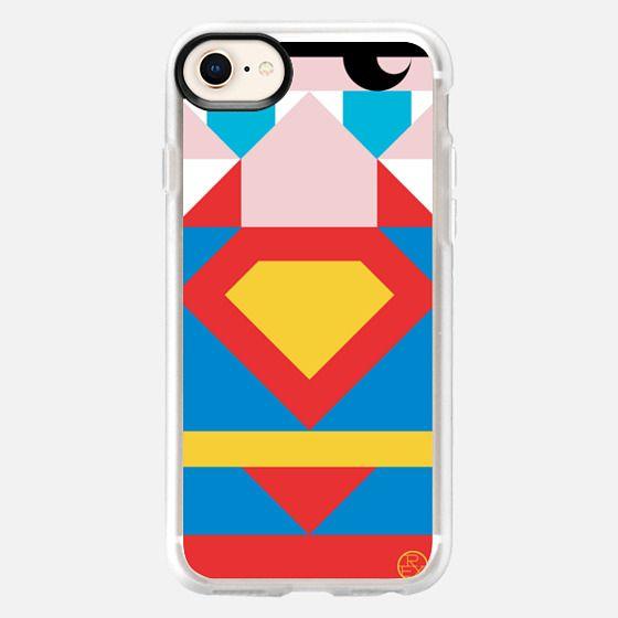 Simple Superman - Snap Case