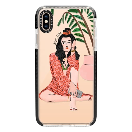 iPhone XS Max Cases - HAZEL BY BODIL JANE