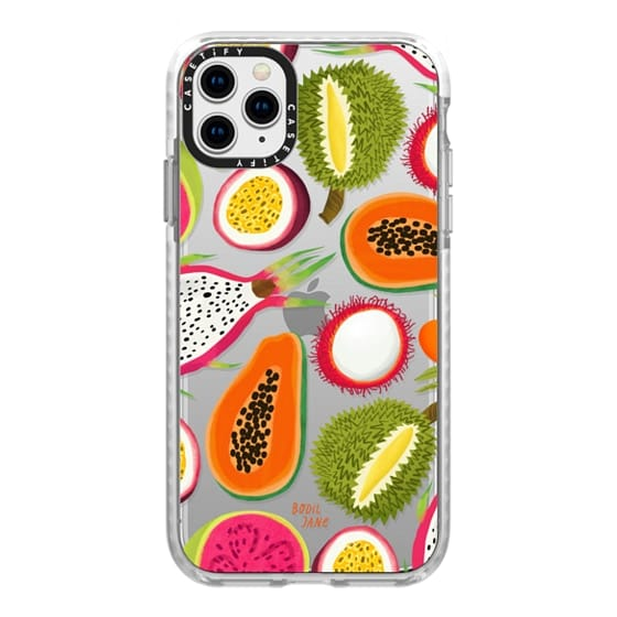 iPhone 11 Pro Max Cases - EXOTIC FRUIT BY BODIL JANE