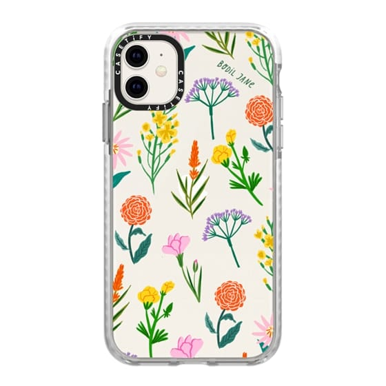 iPhone 11 Cases - FLOWERS BY BODIL JANE