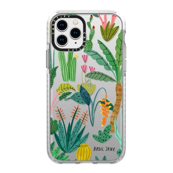 iPhone 11 Pro Cases - PARADISE PLANTS BY BODIL JANE