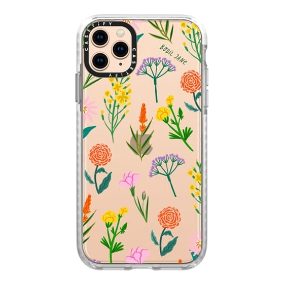 iPhone 11 Pro Max Cases - FLOWERS BY BODIL JANE