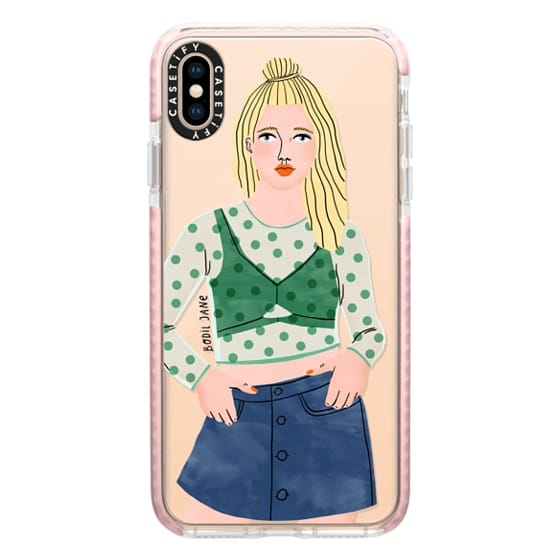 iPhone XS Max Cases - UMA BY BODIL JANE
