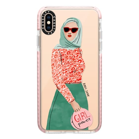 iPhone XS Max Cases - IMAN BY BODIL JANE