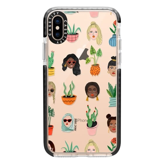 iPhone XS Cases - BABES & BOTANICALS BY BODIL JANE