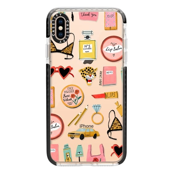 iPhone XS Max Cases - Beauty Essentials by Bodil Jane