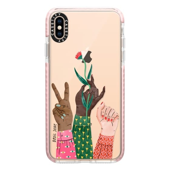 iPhone XS Max Cases - HANDS BY BODIL JANE